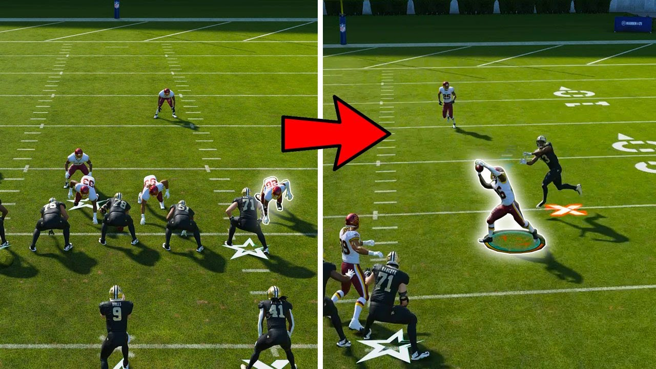 The NEW Meta Defense EVERYONE is Using in Madden 21! Nickel Normal GLITCH
