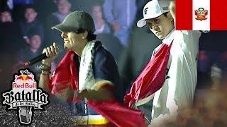 GHOST vs JAZE: Semifinal - Final Nacional Perú 2018 