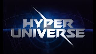 Hyper Universe Fight Animation