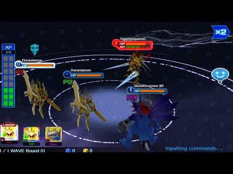 Beat TigerVespamon EASY in Digimon Links - Duel Sword Dance Event - Growlmon.Net