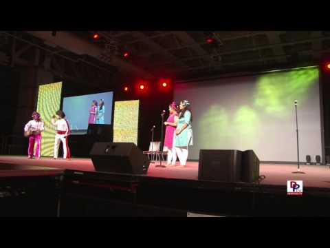 Part 1. Comedy Drama by Bangalore Theater ensemble at 9th AKKA World Kannada Conference -