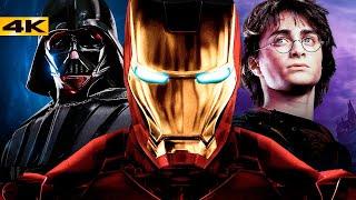 Marvel vs Звездные Войны vs Гарри Поттер - выбираем лучшую киновселенную в истории!