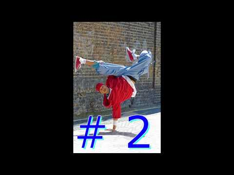 Top 5 breakdance songs