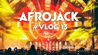 AFROJACK BEHIND THE SCENES @ ULTRA MIAMI | AFROVLOG #13