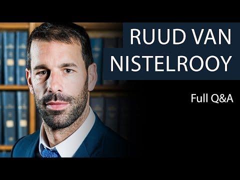 Ruud van Nistelrooy | Full Q&A | Oxford Union