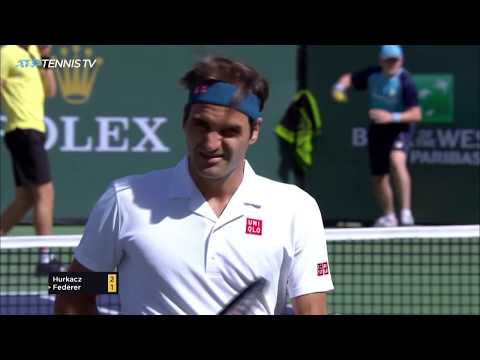 Federer, Nadal Set Semi-Final Clash | Indian Wells 2019 Highlights Day 9