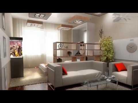 Видео Ремонт квартир современный дизайн