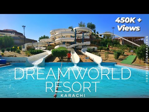 Dreamworld Resort Karachi 2019 - Expedition Pakistan