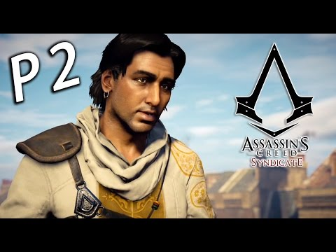 Assassin's Creed: Syndicate《刺客教條:梟雄》Part 2 : 騎馬車!
