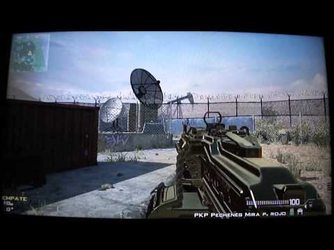 Call Of Duty Modern Warfare 3 Glitch Truco ☣ Cambio de Arma ☣