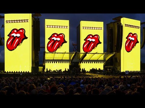 Interview with Ethan Weber, Rolling Stones Lighting Director