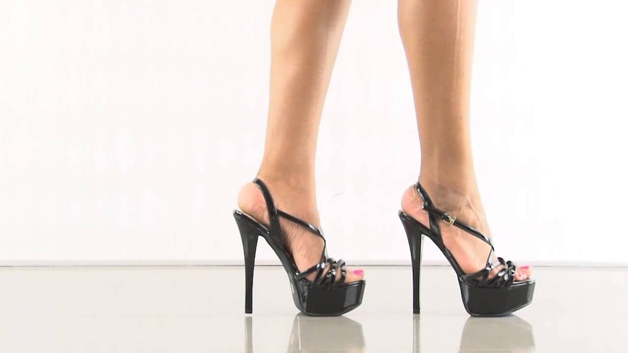 03f1e57ef5d Teaser in Black Patent Chinese Laundry - YouTube
