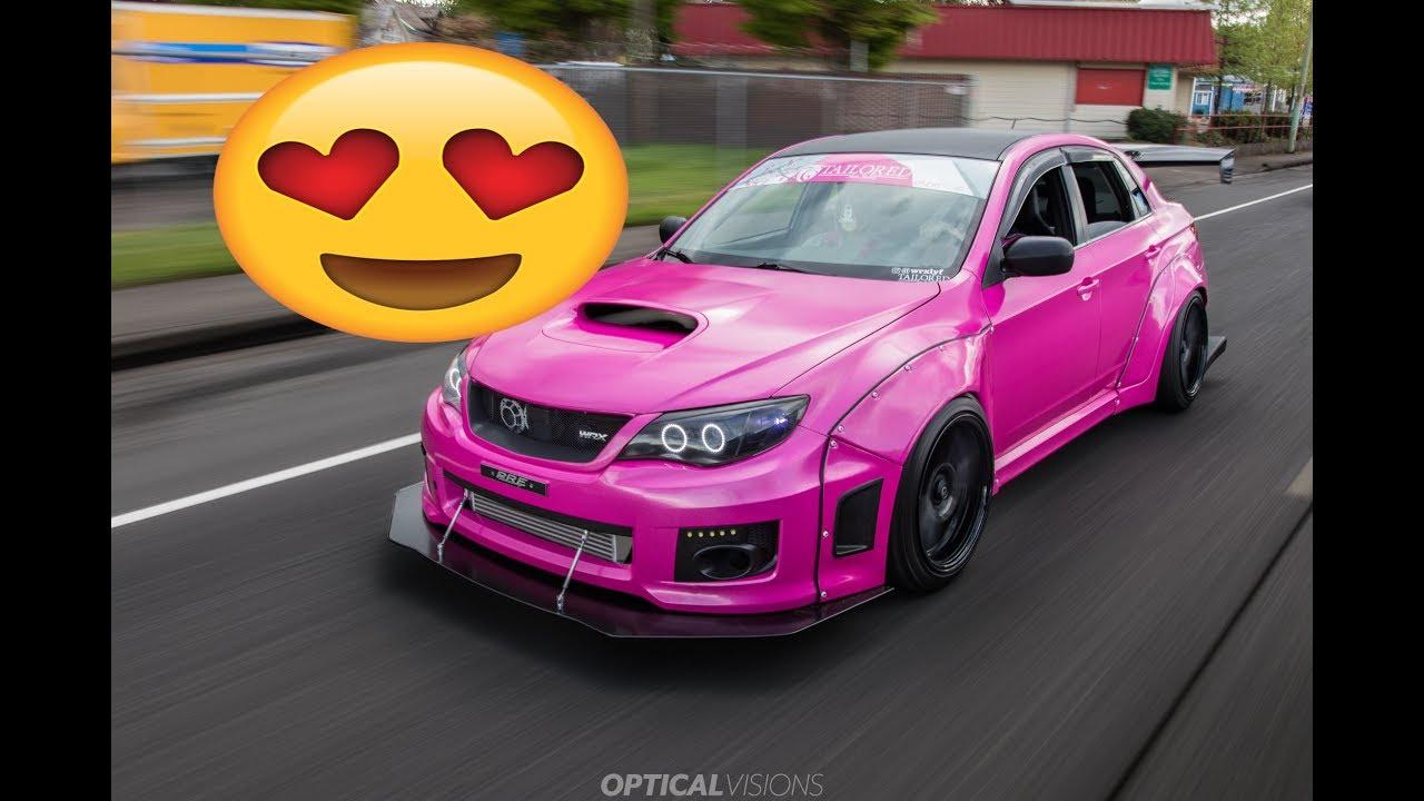 Why is it pink? - Page 2 - Subaru Impreza WRX STI Forums ... |Pink Subaru Impreza Wrx