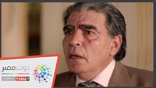 محمود الجندى    شاهد نجوم الفن فى عزاء سلامة الطفشان