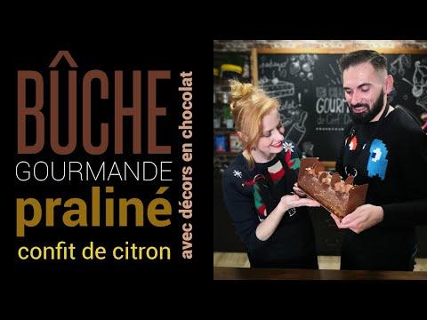 🍰-bÛche-de-noel-pralinÉ-citron-biscuit-de-savoie-🍰