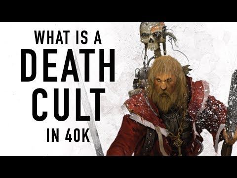 40 Facts and Lore on Death Cult Warhammer 40K