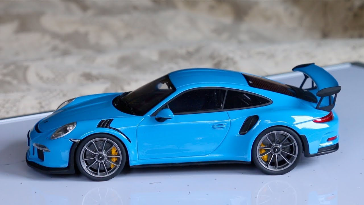 Porsche 911 Gt3 Rs >> Review - 1:18 Scale GT Spirit Porsche 911 (991) GT3 RS ...