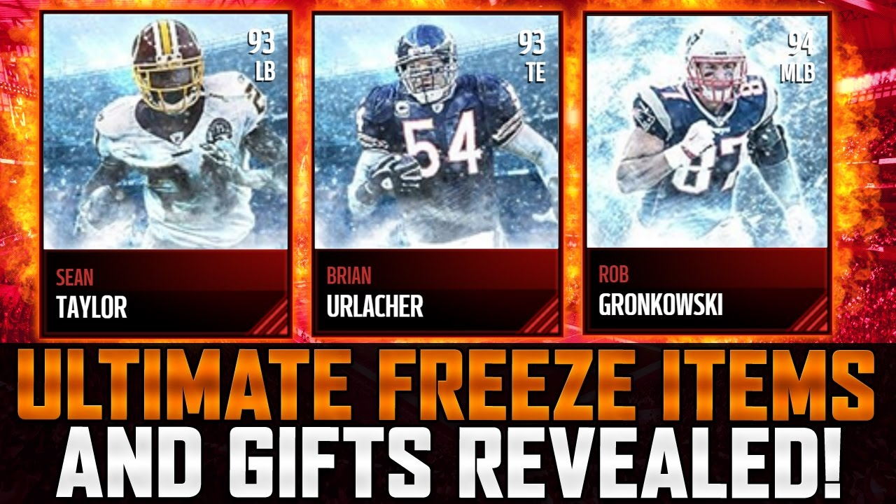 FULL LIST OF ULTIMATE FREEZE GIFTS REVEALED! | OUT OF POSITION LB ...