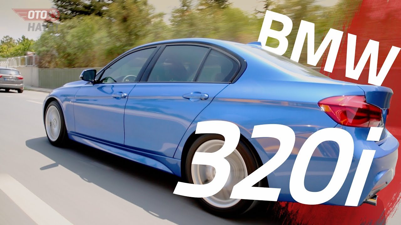 bmw 320i 40. yıl m paket İnceleme - youtube