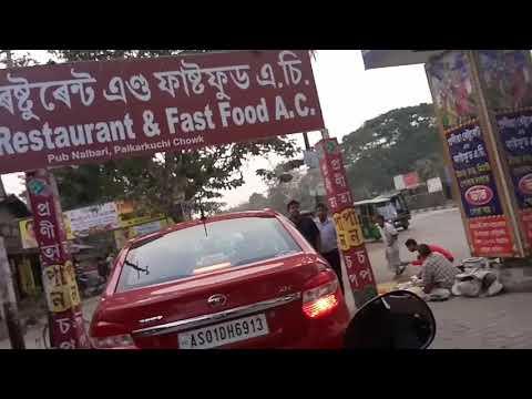 Hungry Bikers in search of Food | Paranita Restaurant