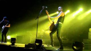 Placebo Kitty Litter live in Moscow 21.09.2010