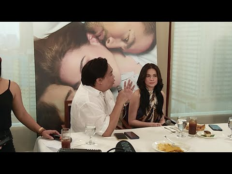 """Kasal"" BlogCon With Bea Alonzo and Direk Ruel S. Bayani"