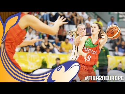 lithuania-v-portugal---full-game---fiba-u20-women's-european-championship-2017