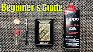 Download lagu Zippo : A Beginner's Guide