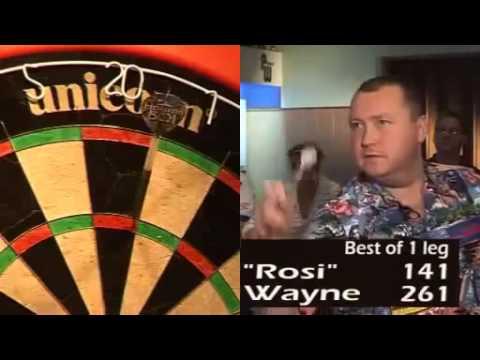 Crazy 9 Dart Finish with Wayne Mardle 1