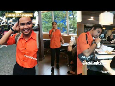 Syafiq Kyle & Farah Nabilah (heroin Titian Cinta) bergandingan dalam drama Mocha Kau Bahagia
