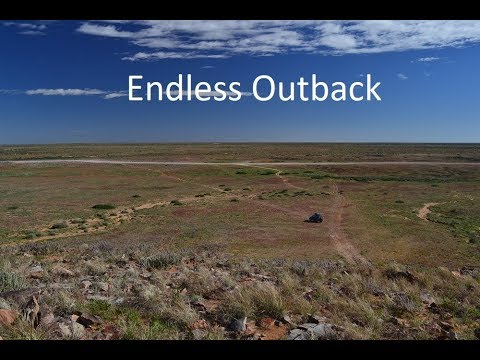 Oodnadatta Track Outback South Australia