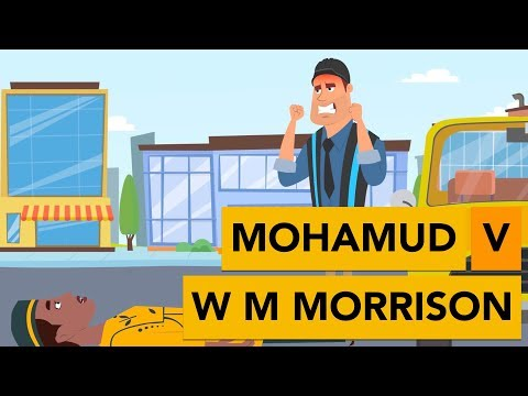 Mohamud v W M Morrison Supermarkets | Field of Activities