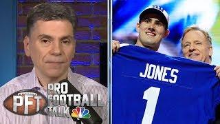 Pat Shurmur, New York Giants seem set for QB competition | Pro Football Talk | NBC Sports