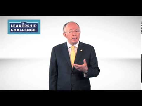 The Leadership Challenge  Graham Moore