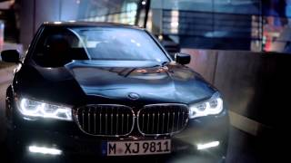 BMW 7 Series meets Montblanc HD