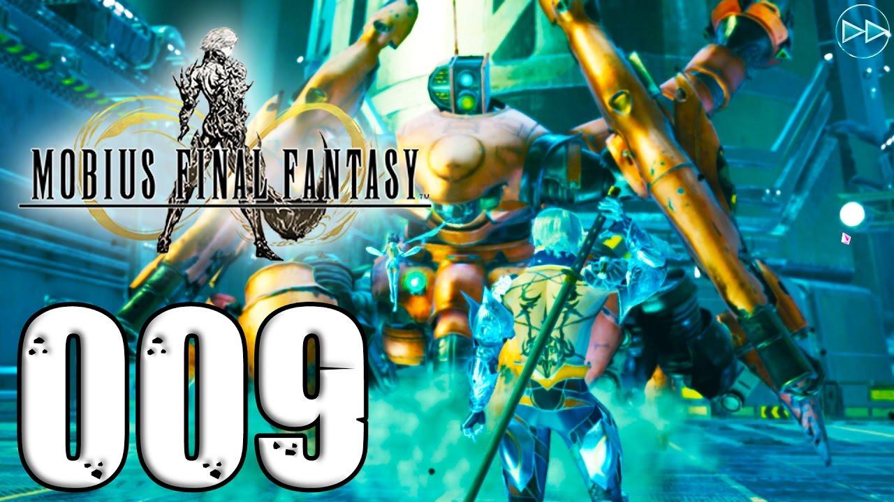 how to play mobius final fantasy fullscreen
