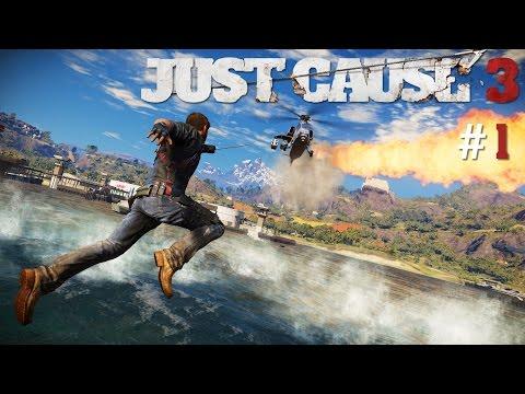 Just Cause 3 #1 - Bienvenido a Casa | Gameplay Español |