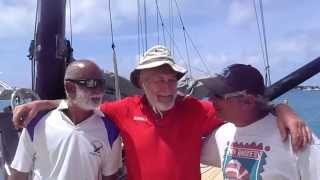 3 greatest solo sailors including Robin Knox-Johnson