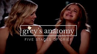 Grey's Anatomy | Saturn (Seasons 1-14)