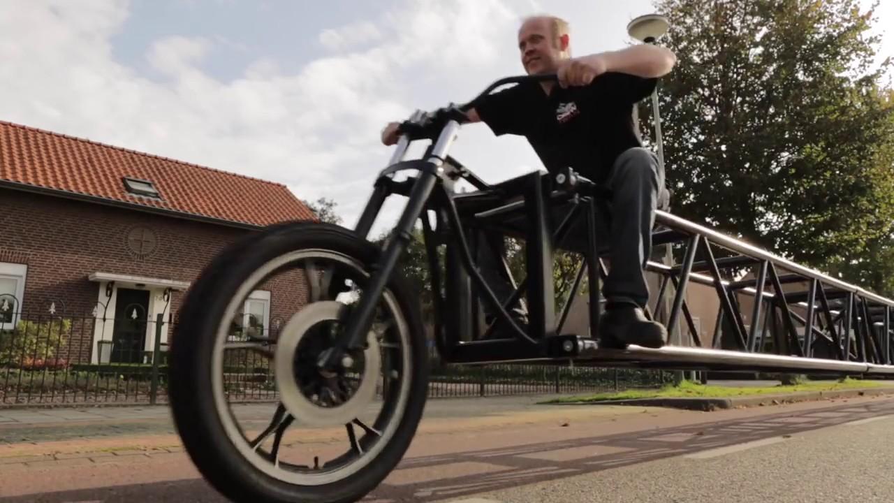 världens största cykel