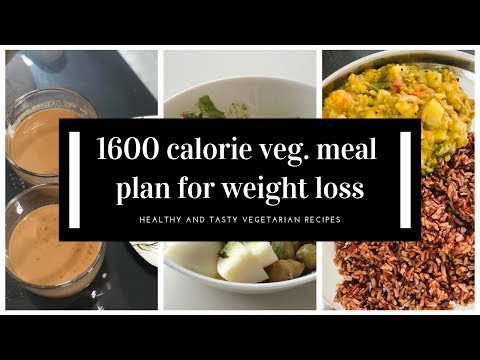 1600 Calories Indian Weight Loss Vegetarian Diet Meal Plan in Tamil || Enathu Manayiyal ||