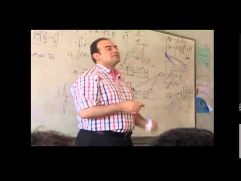 شرح ( ديناميكا ) الشغل و الطاقة - م / احمد ذكى  work and energy