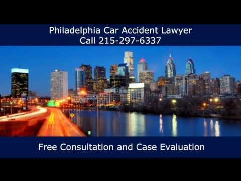 Philadelphia Car Accident Lawyer Call 215-297-6337