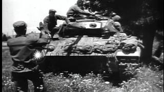 Us Army Reinforcements From 25th Infantry Division And 1st Cavalry Division Arriv...hd Stock Footage