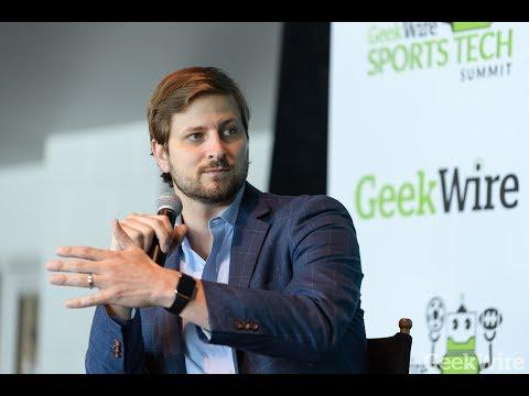 Dodgers CFO Tucker Kain shares advice and tips for sports tech entrepreneurs