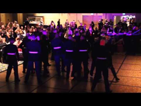 Magic Mike Meets Gangnam Style @ Marine Corps Ball