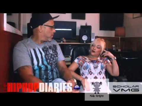 Woothehousecat talks w/ Mala Reignz The Queen of Bronx Rap...