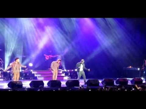 WESTLIFE YOU RAISE ME UP LIVE IN JAKARTA GRAVITY TOUR 2011