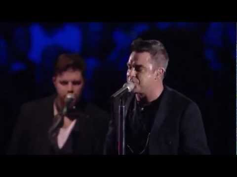 Robbie Williams   Gospel   Live   O2 Arena   London
