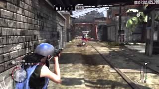 Max Payne 3 - ps3 - Online MP - My First Gang War!
